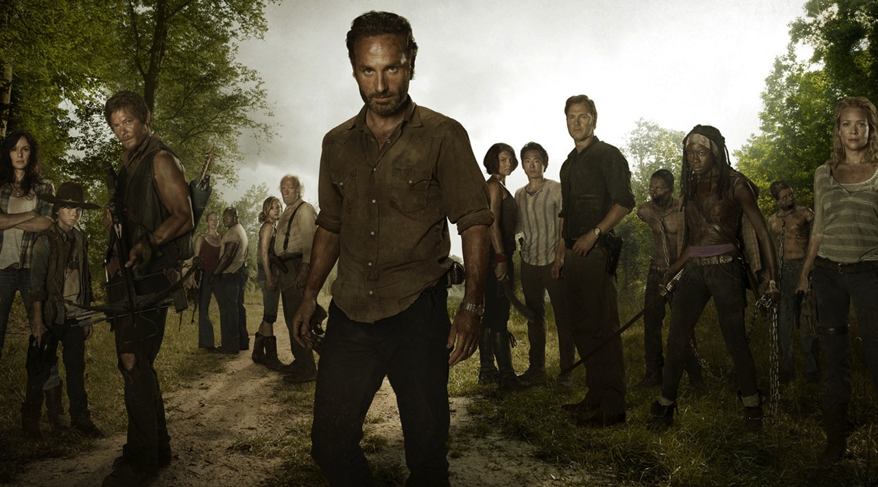 Alt om The Walking Dead i Danmark