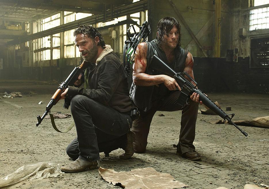 The Walking Dead sæson 5