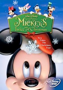 Mickey fejrer jul i Andeby