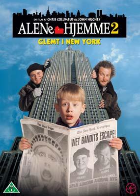 Alene Hjemme 2 / Home Alone 2