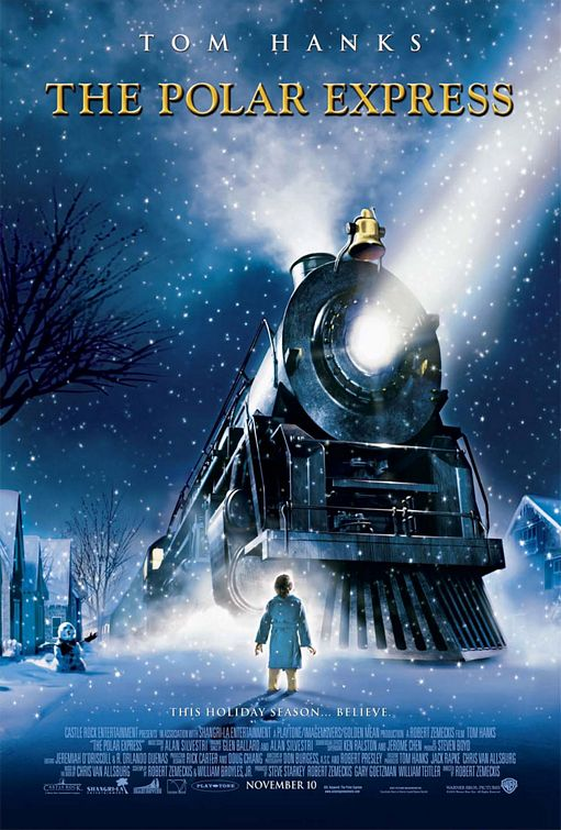 Polarekspressen/The Polar Express
