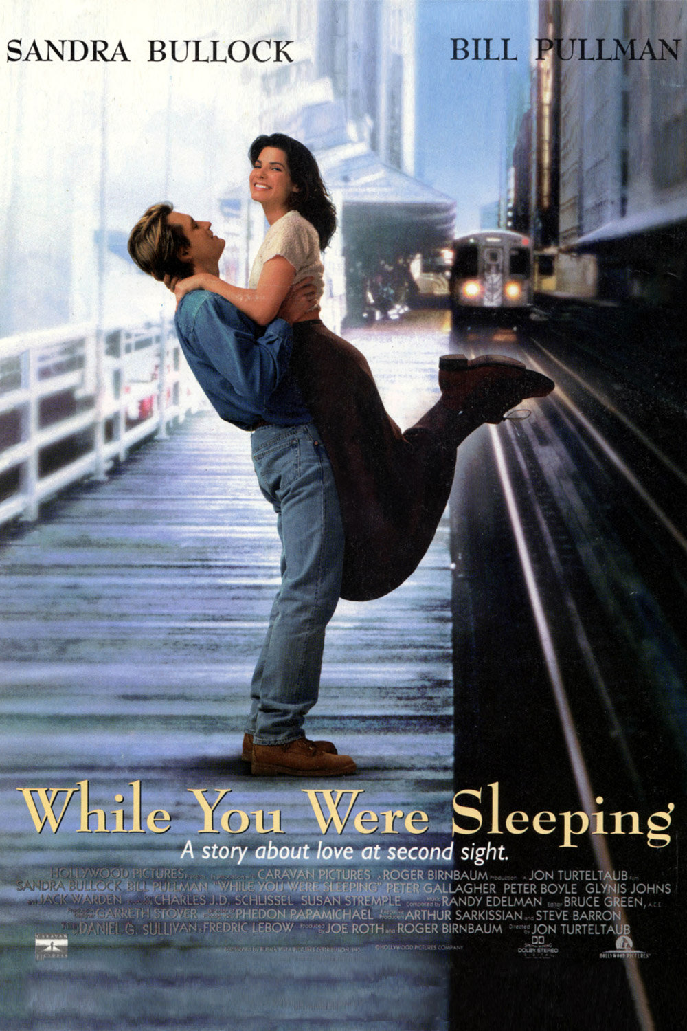 Mens du sov / While you were sleeping