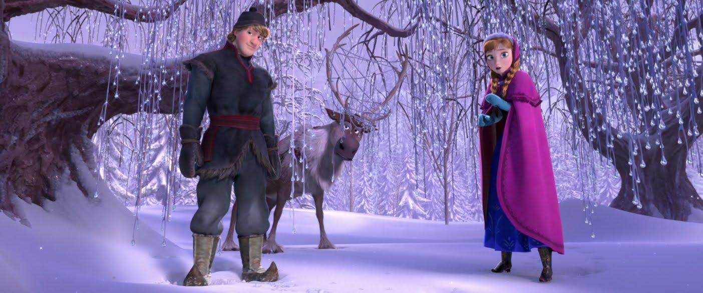 Frost / Frozen