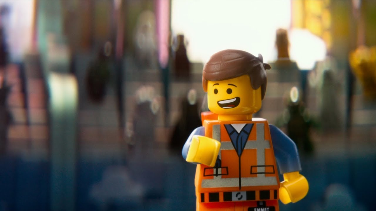 LEGO Filmen Movie