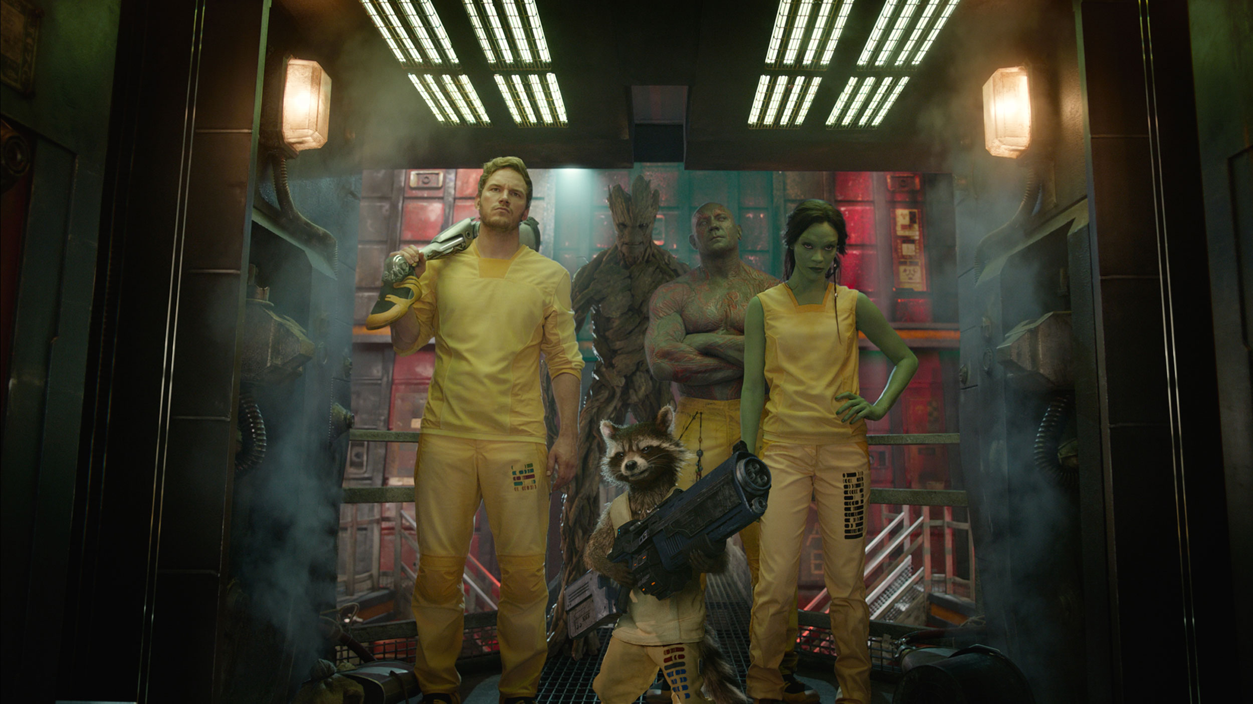 Stream Guardians Of The Galaxy i Danmark
