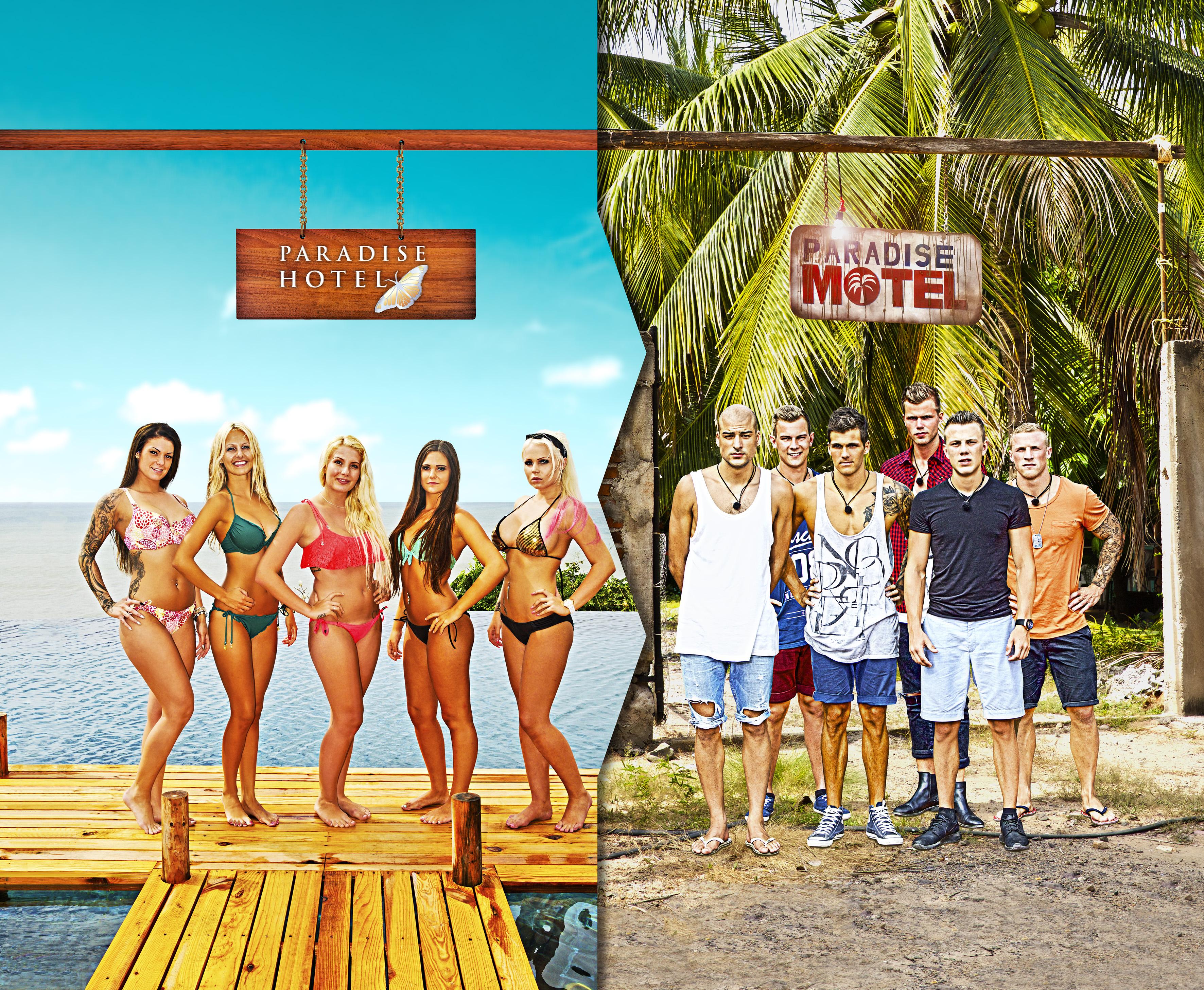 Paradise Hotel 2015 i Danmark
