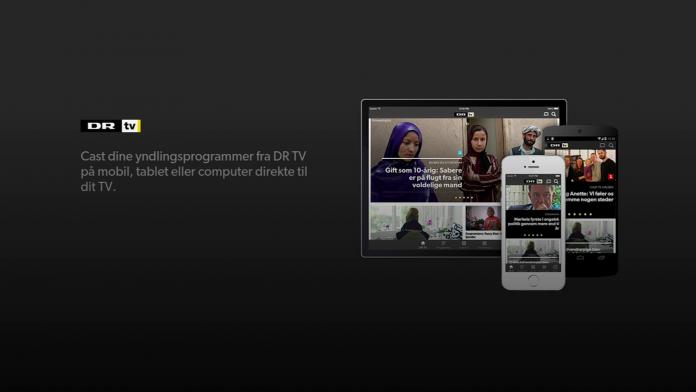 DR TV - Chromecast