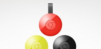 De nye Chromecast-enheder